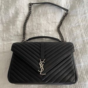 Yves saint laurent college bag